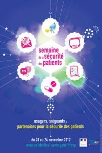 Semaine de la Sécurité des Patients 2017
